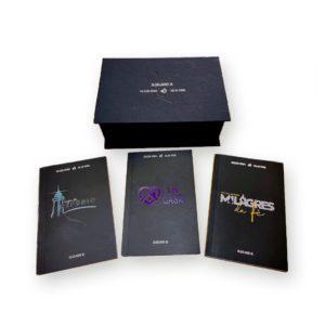 Coleção Séries Sal da Terra – Box de edição Limitada com os três últimos lançamentos